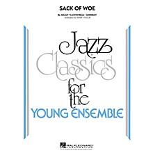 Hal Leonard Sack of Woe Jazz Band Level 3 Arranged by Mark Taylor