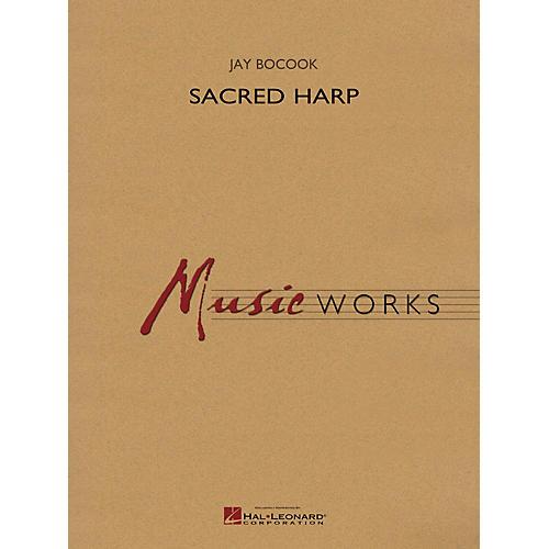 Hal Leonard Sacred Harp Concert Band Level 5 Composed by Jay Bocook-thumbnail