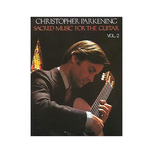 Hal Leonard Sacred Music for the Guitar Volume 2 Guitar Tab Book