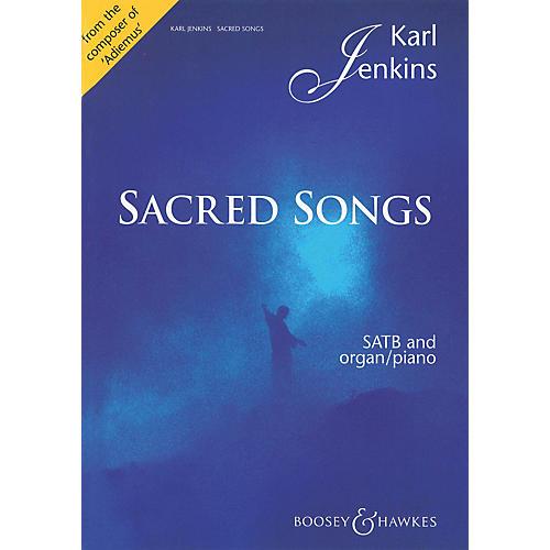 Boosey and Hawkes Sacred Songs (SATB and Organ (Piano)) SATB, Organ composed by Karl Jenkins-thumbnail