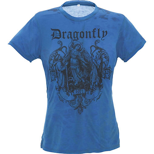 Dragonfly Clothing Company Sacrifice Burnout Women's T-Shirt