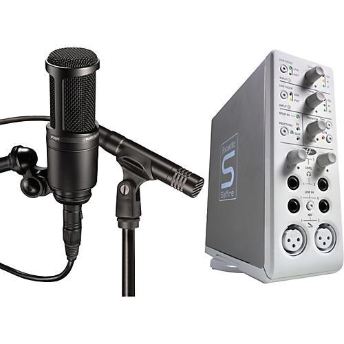 Focusrite Saffire AT Recording Pack-thumbnail
