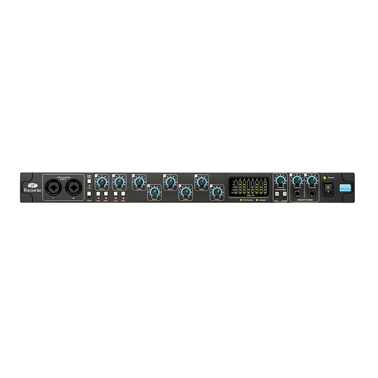 FocusriteSaffire Pro 40 Complete Desktop Recording Bundle