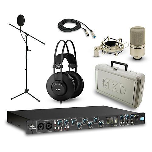 Focusrite Saffire Pro 40, K52 and 990 Package-thumbnail