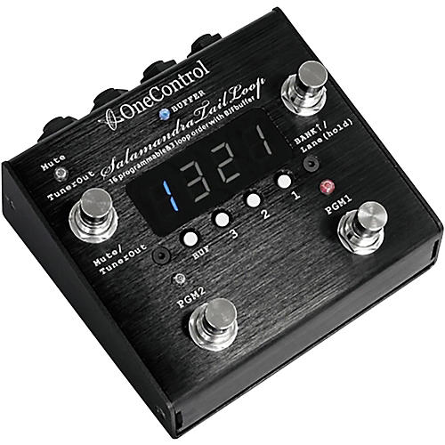 One Control Salamandra Tail Loop Programmable Effect Switcher-thumbnail