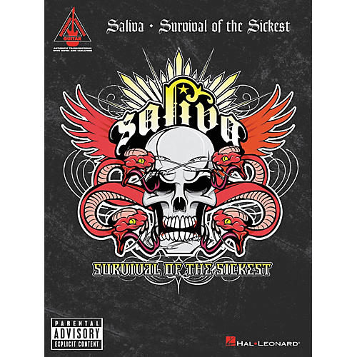 Hal Leonard Saliva - Survival of the Sickest