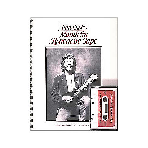 Homespun Sam Bush's Mandolin Repertoire (Book/Cassette)