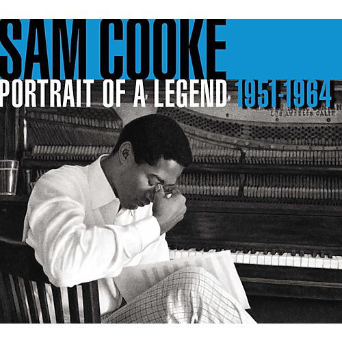Universal Music Group Sam Cooke - Portrait of a Legend LP-thumbnail
