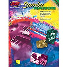 Musicians Institute Samba Hanon Musicians Institute Press Series Softcover Written by Peter Deneff