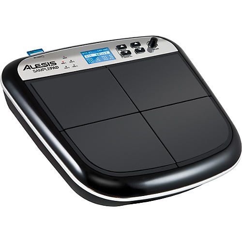 Alesis SamplePad Percussion Instrument Sampling Pad | Musician's ...