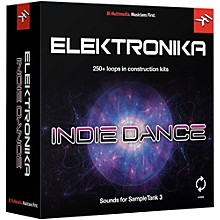 IK Multimedia SampleTank 3 Electronika Series - Indie Dance