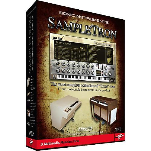IK Multimedia SampleTron - Crossgrade-thumbnail