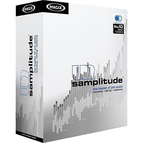 Magix Samplitude 10 Master
