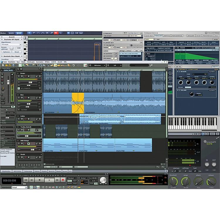 MagixSamplitude Pro X Upgrade: Version  8,9,10 Pro Software Download
