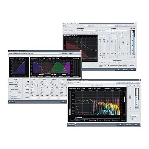 Magix Samplitude V8 Master Mastering Software