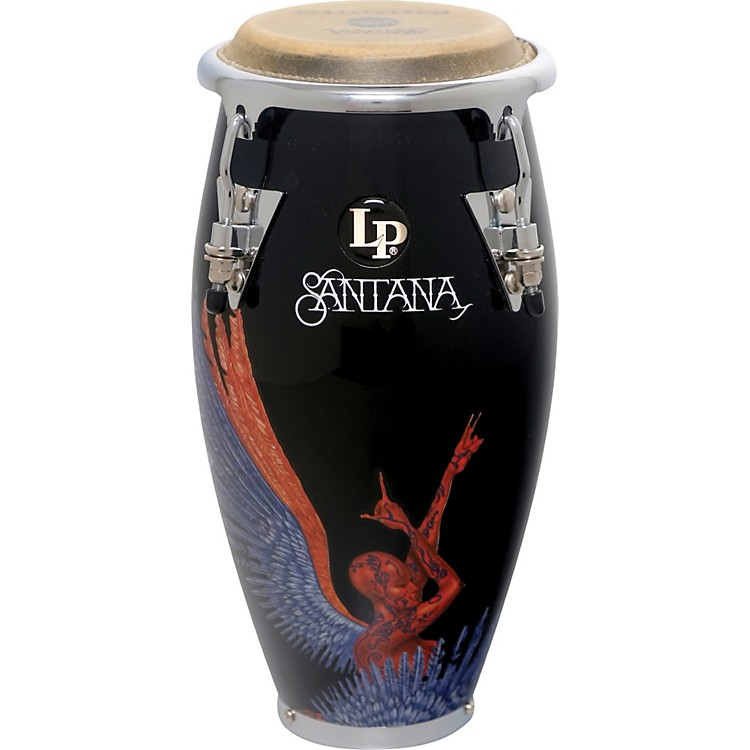 LP Santana Abraxas Mini Conga White