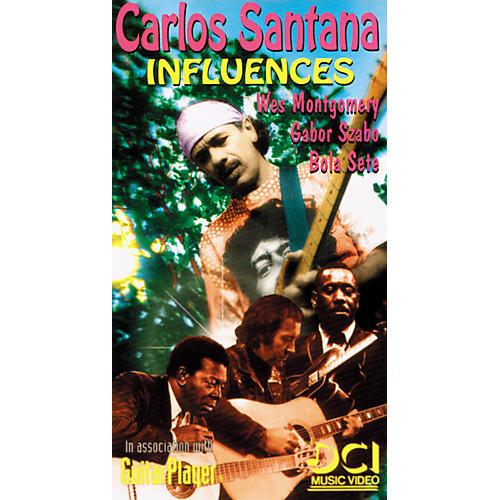 Alfred Santana Influences Video