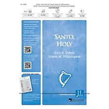 Jubal House Publications Santo, Holy ORCHESTRA ACCOMPANIMENT Composed by Edwin M. Willmington