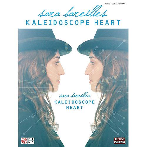 Cherry Lane Sara Bareilles - Kaleidoscope Heart PVG Songbook