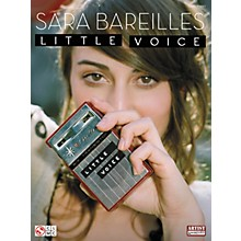 Cherry Lane Sara Bareilles - Little Voice For Easy Piano