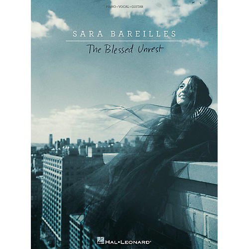 Hal Leonard Sara Bareilles - The Blessed Unrest for Piano/Vocal/Guitar-thumbnail