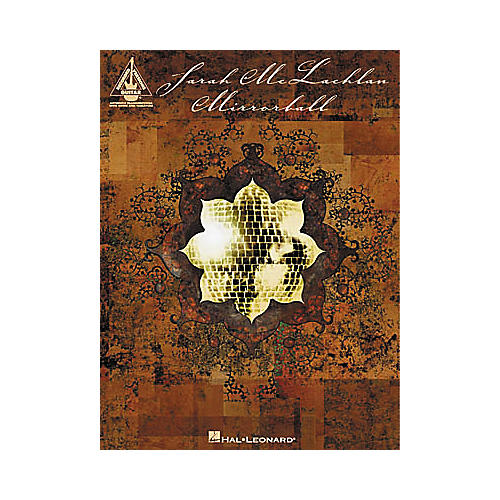 Hal Leonard Sarah McLachlan - Mirrorball Book-thumbnail