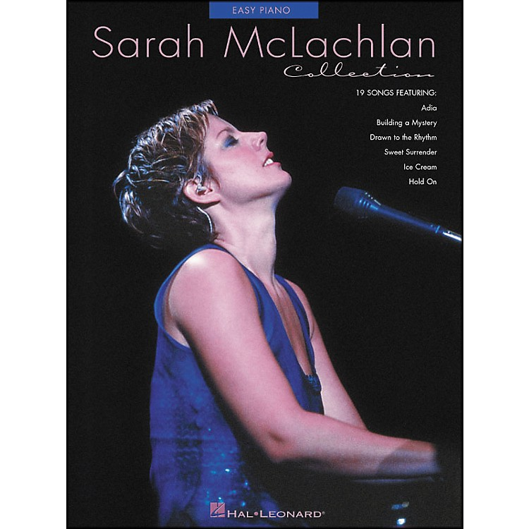 Hal Leonard Sarah McLachlan Collection for Easy Piano