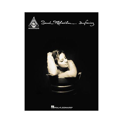 Hal Leonard Sarah McLachlan Surfacing Guitar Tab Songbook