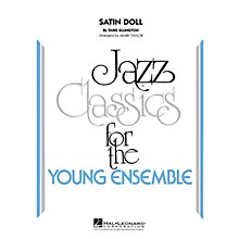 Hal Leonard Satin Doll Jazz Band Level 3 by Duke Ellington Arranged by Mark Taylor