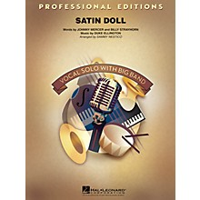Hal Leonard Satin Doll (Key: Bb, Cb, C) Jazz Band Level 5 Arranged by Sammy Nestico