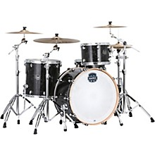 Mapex Saturn V Tour 3-Piece Shell Pack Black Pearl
