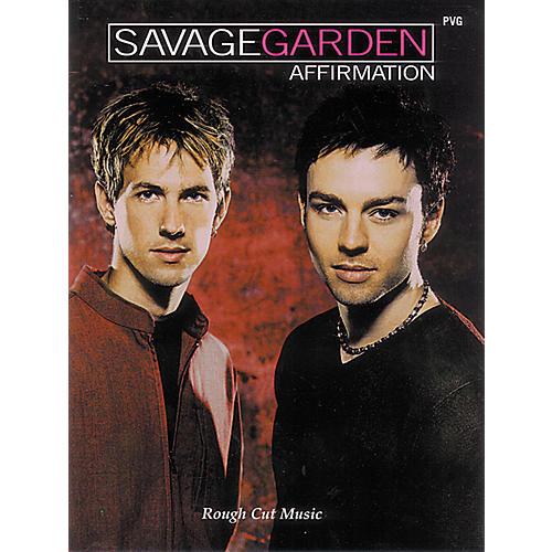 Alfred Savage Garden Affirmation