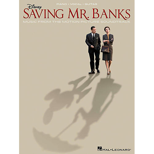 Hal Leonard Saving Mr. Banks - Music From The Motion Picture Soundtrack