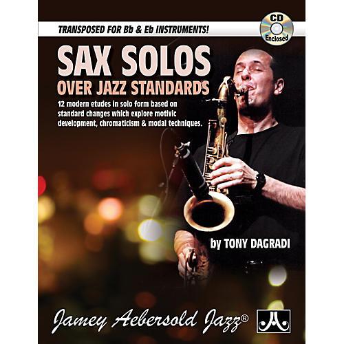 JodyJazz Sax Solos Over Jazz Standards