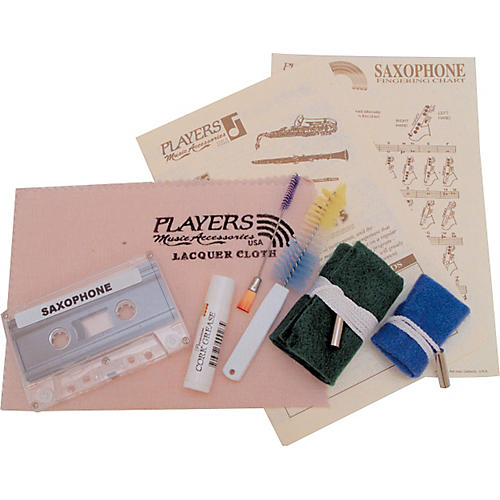 Players Saxophone Care Kit-thumbnail
