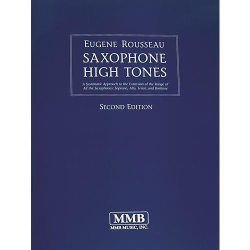 Studio 49 Saxophone High Tones/Rousseau