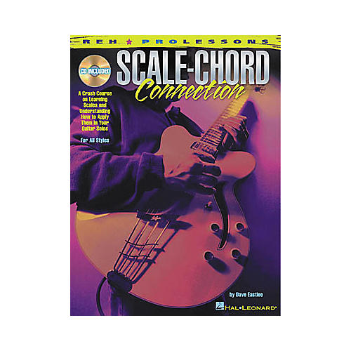 REH Scale-Chord Connection (Book/CD)