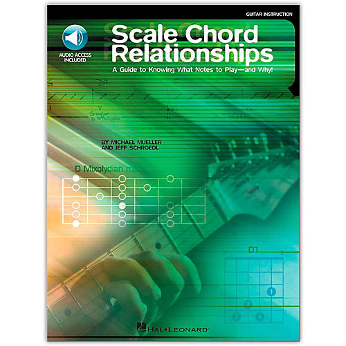 Hal Leonard Scale Chord Relationships (Book/Online Audio)-thumbnail