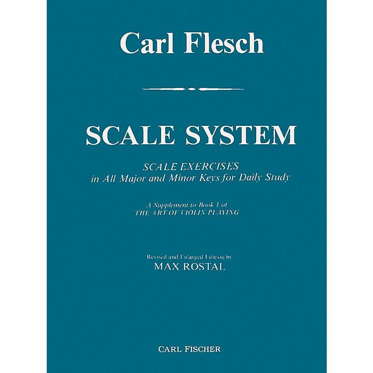 Carl FischerScale System Book 1