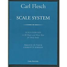Carl Fischer Scale System Book