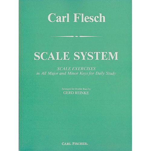 Carl Fischer Scale System