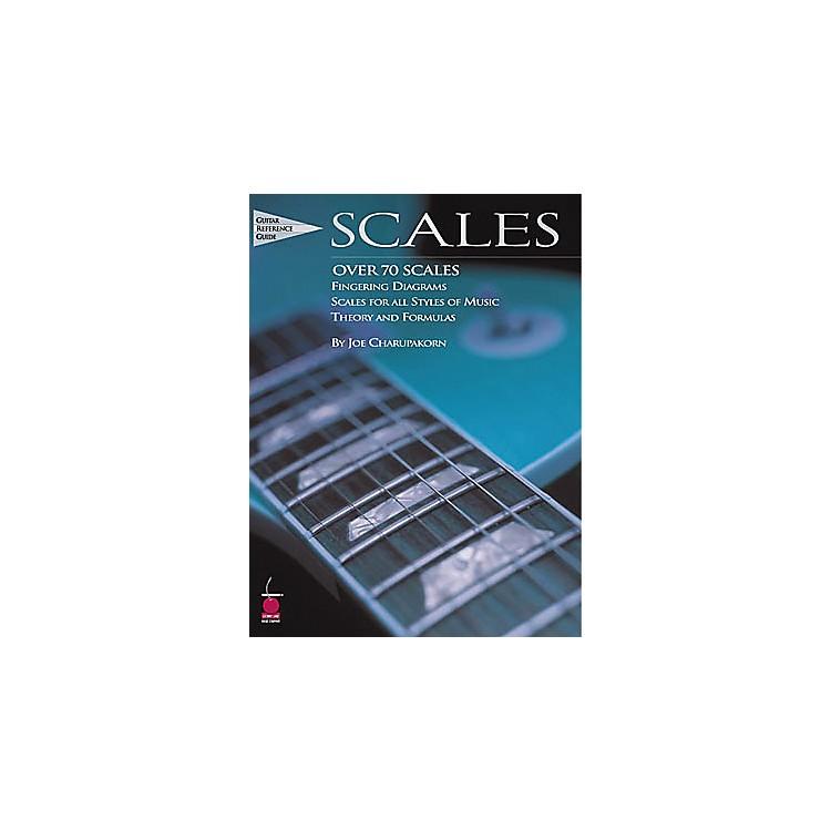 Cherry LaneScales Book