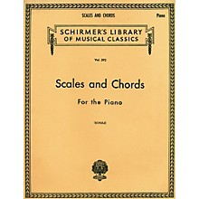 G. Schirmer Scales and Chords in all the Major and Minor Keys