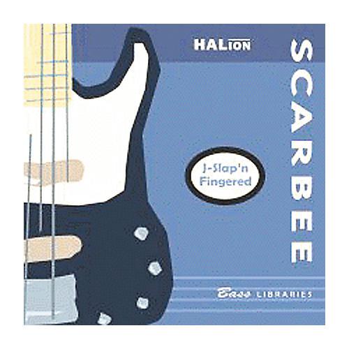 Tascam Scarbee: J-Slap Bass Giga CD-thumbnail