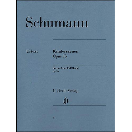 G. Henle Verlag Scenes From Childhood Op. 15 By Schumann