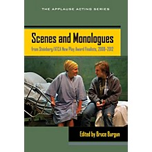 Applause Books Scenes and Monologues from Steinberg/ATCA New Play Award Finalists, 2008-2012 Applause Acting Series