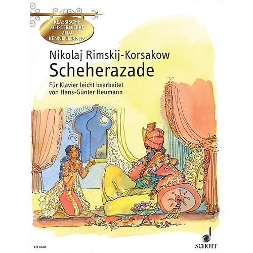 Schott Scheherazade (Symphonic Suite for Orchestra, Op. 35) Schott Series