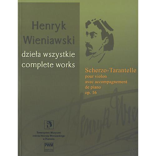 Theodore Presser Scherzo-Tarantelle (Book)