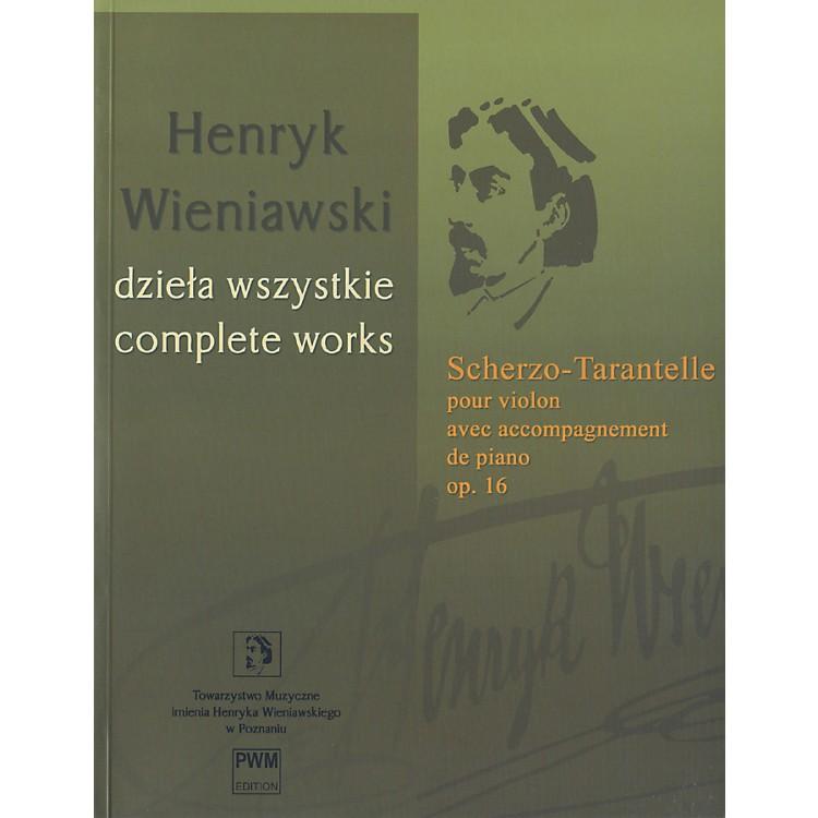 Theodore PresserScherzo-Tarantelle (Book)