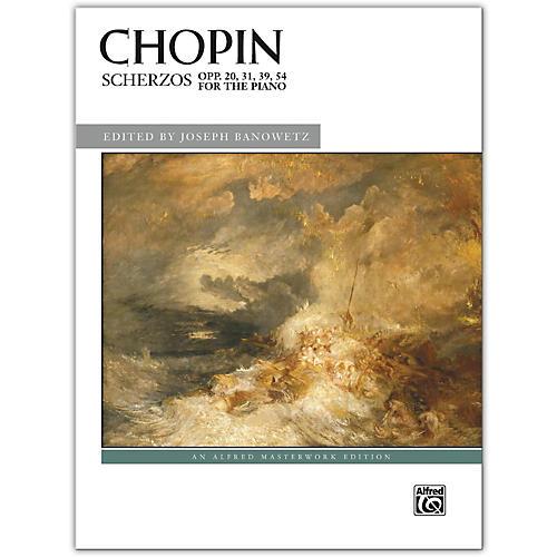 Alfred Scherzos, Opp. 20, 31, 39, 54 Book Advanced-thumbnail